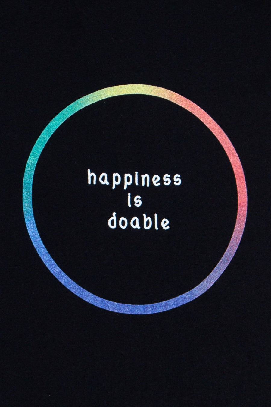 Happiness is Doable Shirt