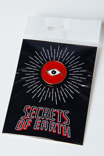 Secrets Eye Pin