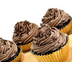 Chocolate Cupcakes - Classic Single Flavour, 6 pcs (CCCS07)