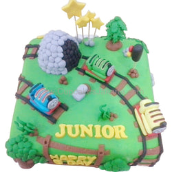 Thomas & Friends Birthday Cake (CKCB07)