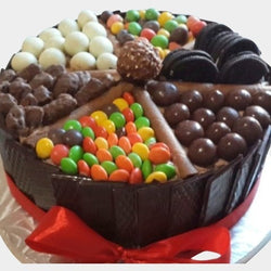 Chocolate Candy Cake (CKCL09)