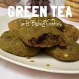 Green Tea Soft Baked Cookies (COSB01)