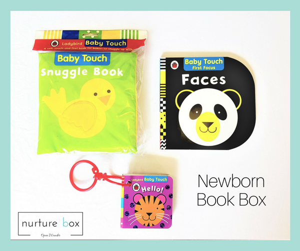 Newborn Book Box