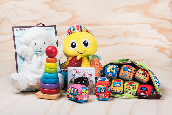 Interact With Me Gift Box (6-12 month olds)