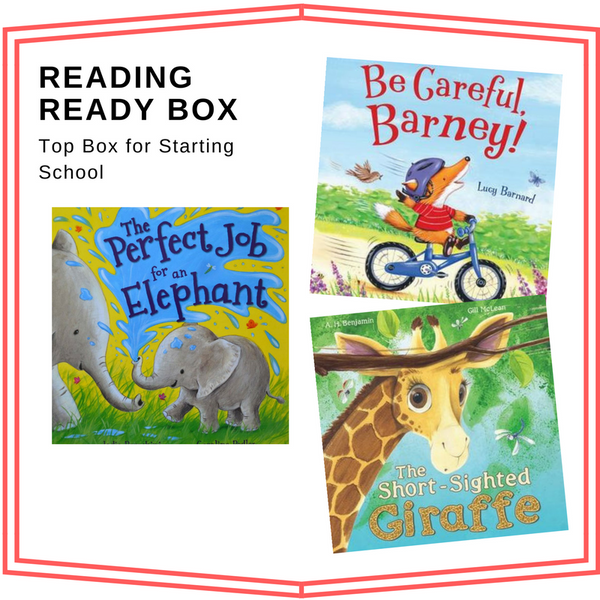 Reading Ready Book Box