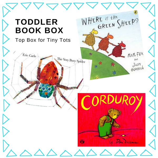 Toddler Book Box