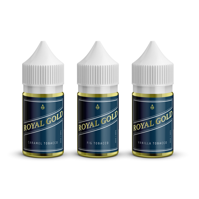 Royal Gold 3-Pack