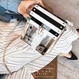 Boxy Shoulder Bag