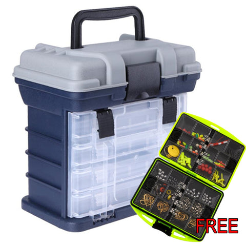 Rack System 3800 Fishing Tackle Box