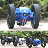Amazing Jumping Bounce Cars 2.4Ghz Remote Control