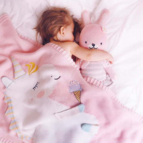 SweetDream Unicorn Blanket ( Hot Sales)