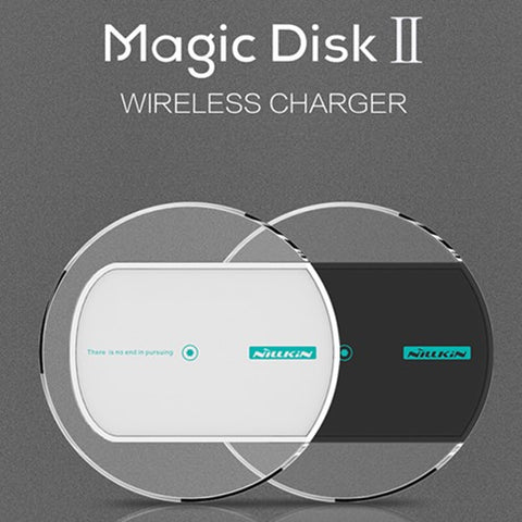 Nillkin Magic Disk II Wireless Charging Kit - iPhone & Android