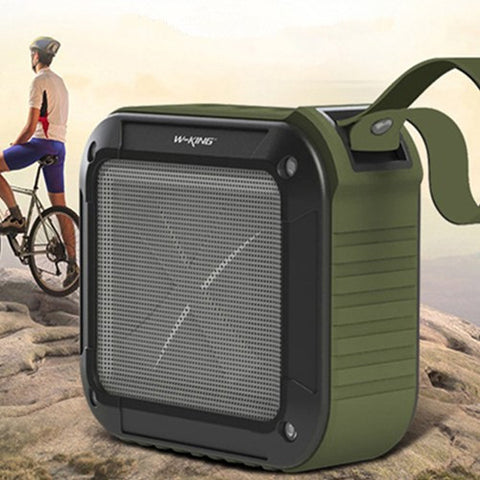 W-KING NFC Portable Outdoor and Waterproof Bluetooth 4.0 Speaker