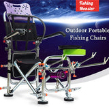 Woding® Outdoor Portable Fishing Chairs