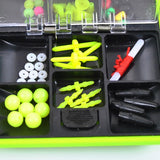 ( 50% Off Today Only ) Fishing Tackle Box Set