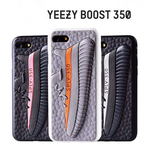 Yeezy 350 3D Touch Leather Phone Cases