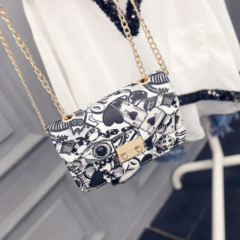 Designer Fashion Shoulder Bag