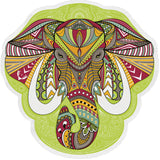 Elephant Tapestry Beach Towel