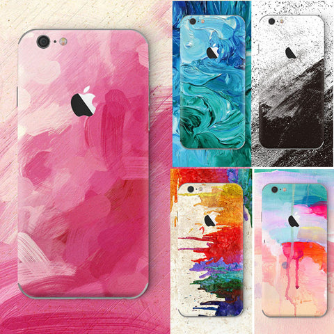 Graffiti Soft Silicon  painting Phone Case ( iphone 6 /6s Case )