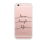 Unique Love Amor Design Iphone 6 Case