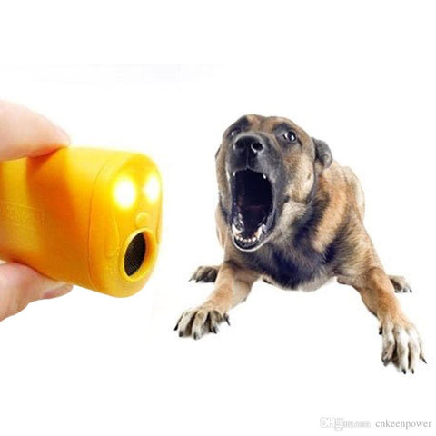 (LIMITED 50% OFF Today Only ) Ultrasonic Dog Bark Control Device