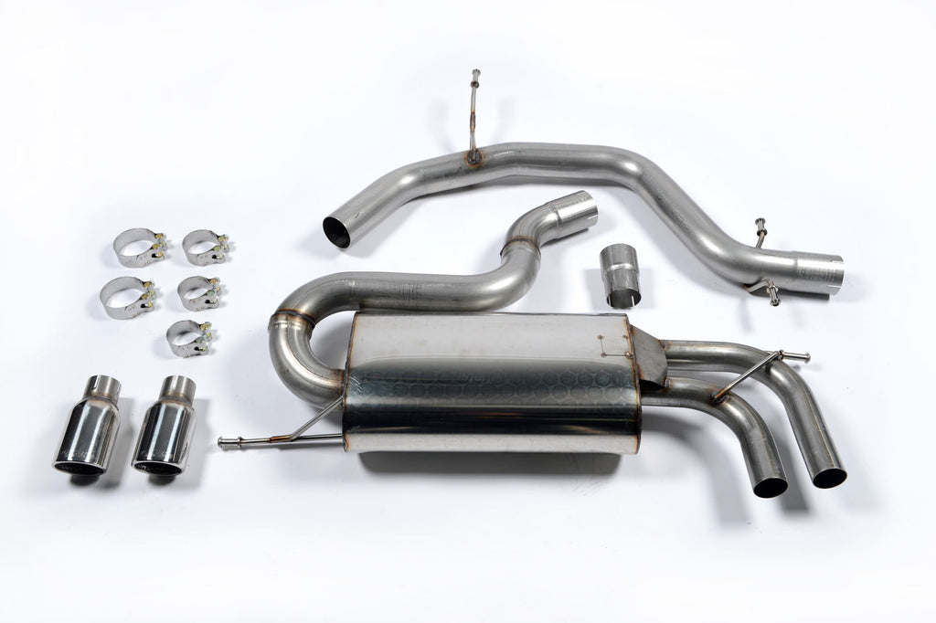 Milltek Exhaust Cat-back - Golf Mk5 GTi 2.0T FSI