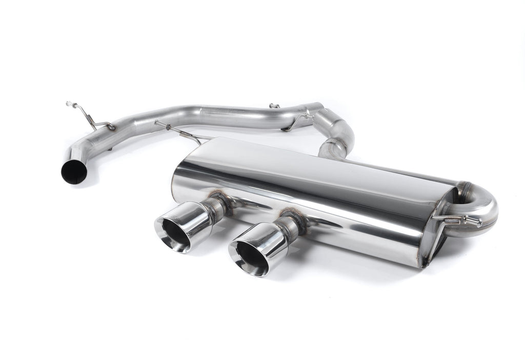Milltek Exhaust Cat-back - Golf Mk5 GTi 2.0T FSI - R32 Style Cat-back