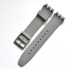 Swatch strap 17mm and 19mm High quality-strapmeister StrapMeister $18.99