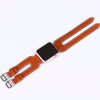Stylish Double leather strap for Iwatch - StrapMeister