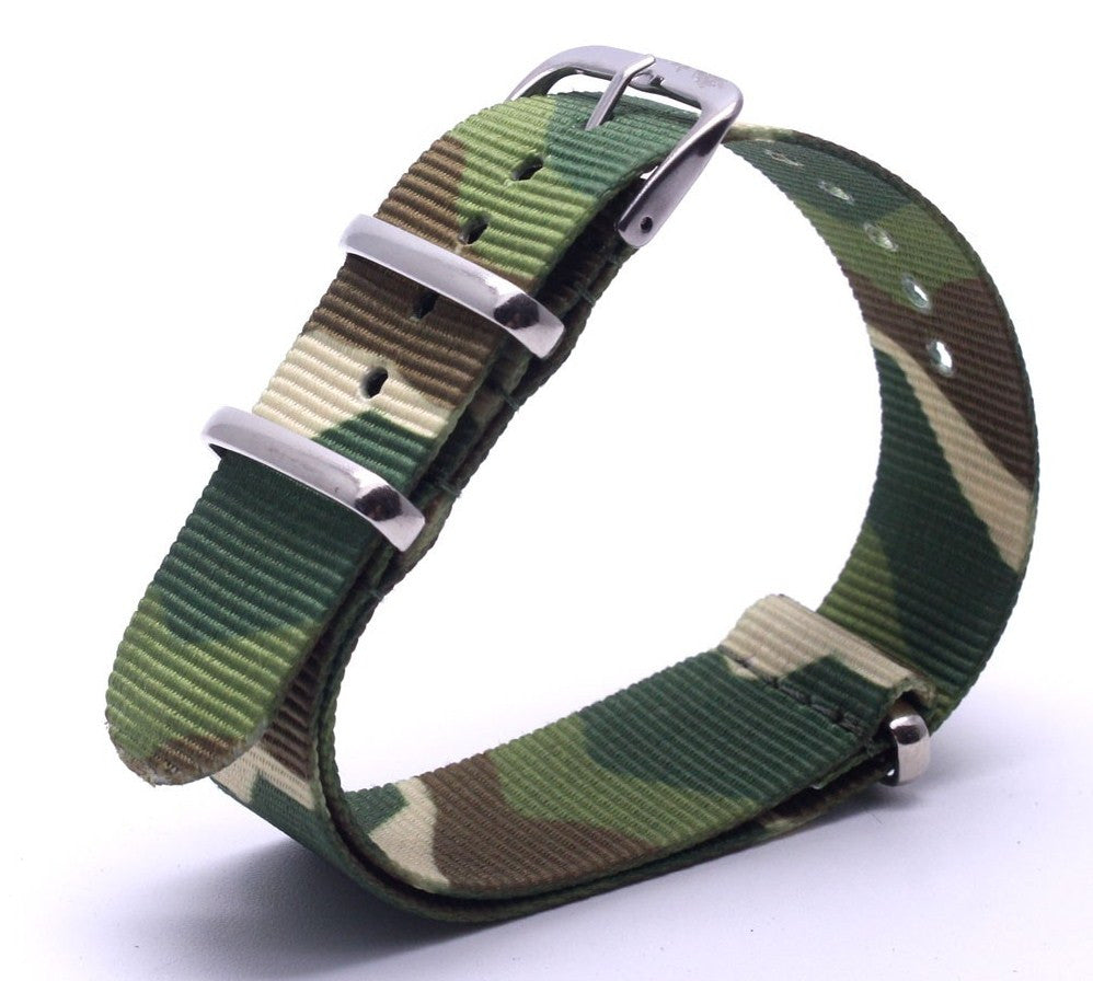 Military Nato Watch Straps - StrapMeister