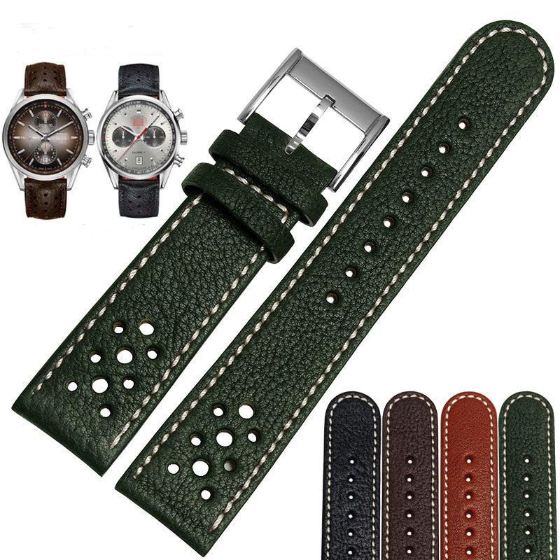 Tag Heuer straps for the vintage heuer/new Tag heuer. - StrapMeister