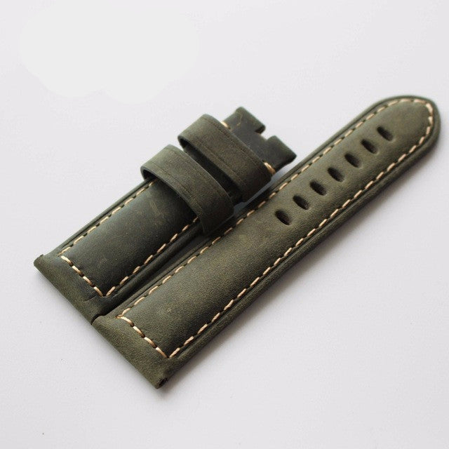 Quality 26mm Radiomir Panerai straps-free shipping - StrapMeister