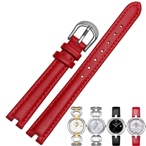 Women strap for Tissot T084.210LE replacement strap - StrapMeister