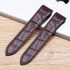 Leather strap for Cartier Santos(limited stock) - StrapMeister