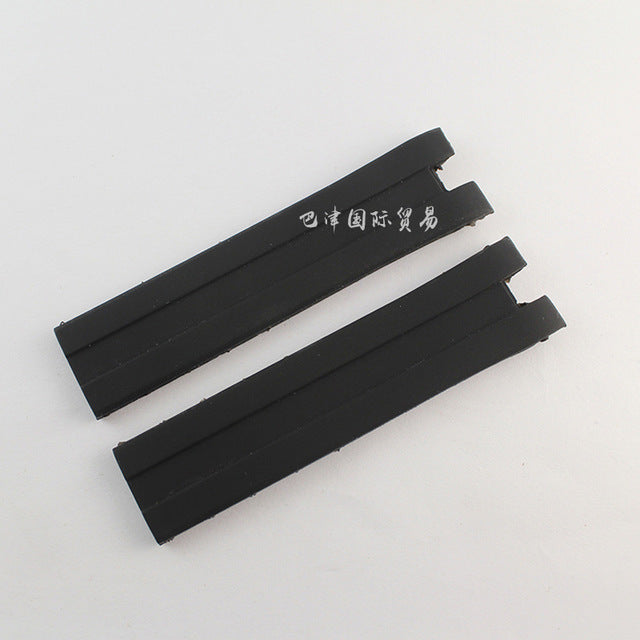 21mm rubber Strap for Tissot T076 - StrapMeister