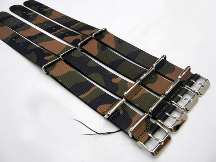 NATO Army Green Strap - StrapMeister