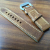 Vintage Calf leather strap - StrapMeister