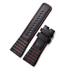 28mm Leather watch strap for sevenFriday - StrapMeister