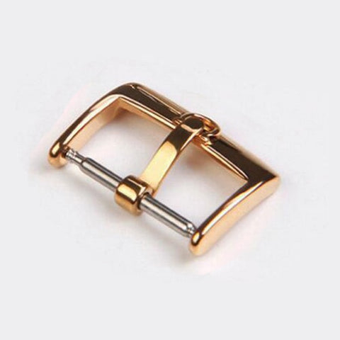 Omega style tang buckle - StrapMeister