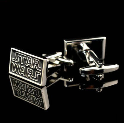 Star Wars cufflinks - StrapMeister