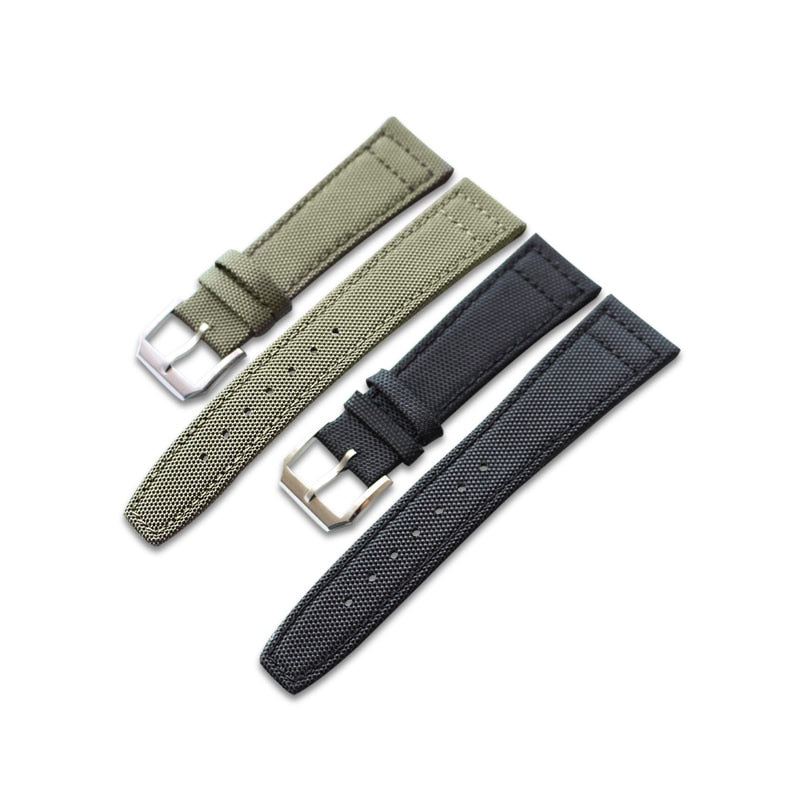 Nylon Watch Strap For IWC-Strapmeister StrapMeister $42.99