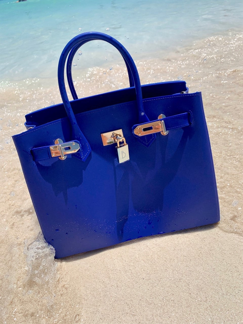 Royal Blue Beachkin