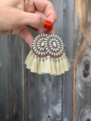 Western Fringe Earrings