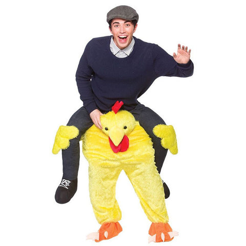Mr. Cluck - Carry Me Costume