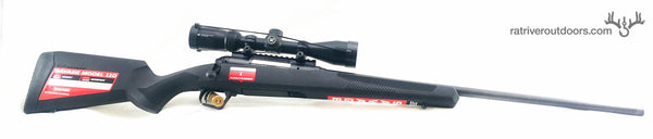 Savage Apex hunter w/ Vortex Crossfire II scope 30-06