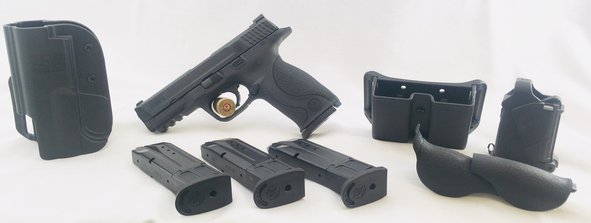 Smith & Wesson M&P9 9MM Range Kit