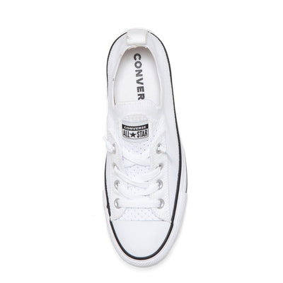 CONVERSE Womens White Shoreline Slip