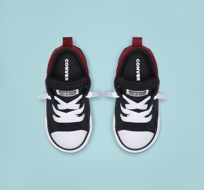 CONVERSE All Star Axel Mid Black Toddler CTAS