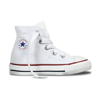 CONVERSE High Top White Toddler CTAS