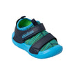 SKECHERS Flex Play 3-in-1 Lime & Blue Sandals